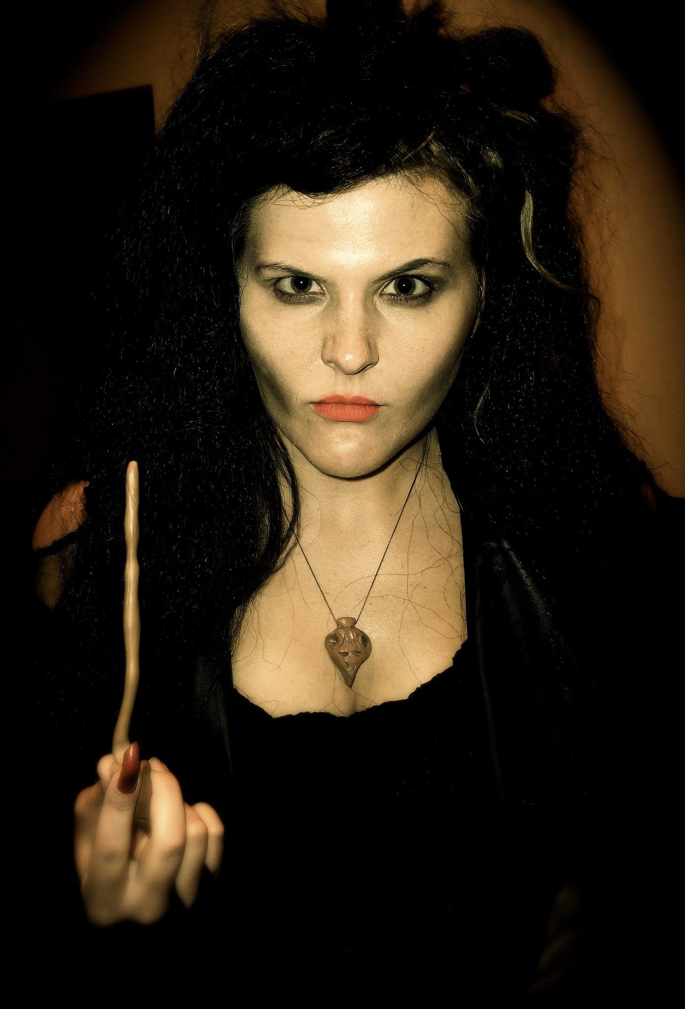 bellatrix lestrange makeup - HD1390×2048